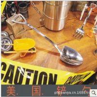 美国铲勺FarmerTool农夫工具创意铲叉勺子叉子组合餐具