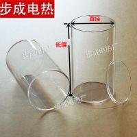 透明亚克力圆管 有机玻璃管 亚克力管材 空心圆形管 可封顶 定做