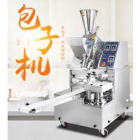 全自动仿手工包子机 做包子的机器多少钱一台功众机械