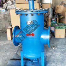 MQF-300法兰旋风式汽水分离器 除去蒸汽气体中液态水用汽水分离器