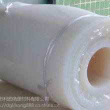 3MM硅胶卷材1米宽5MM工业用硅胶板抗撕拉胶皮
