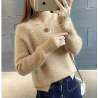 冬季女装毛衣地摊货杂款时尚库存服装便宜针织衫高领毛衣清2-10元清
