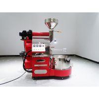 6kg小型商业烘焙机 特制不锈钢烘焙滚筒烘焙更均匀热利用率高节省能源 南阳东亿