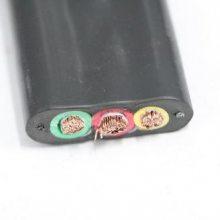 长峰特种YFGB  丁腈聚氯乙烯复合物绝缘硅橡胶护套移动用扁电缆月度评述一级代理