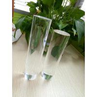 厂家直销有机玻璃 高透明亚克力棒 水晶气泡棒 彩色棒 可加工定做