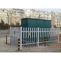 茂启PVC变压器围栏 玻璃钢电力围栏 塑钢伸缩护栏