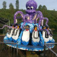 章鱼陀螺-儿童游乐设备-金山