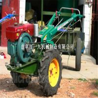 多用途水旱田打地機 山地農用手扶拖拉機 大馬力深耕旋地機