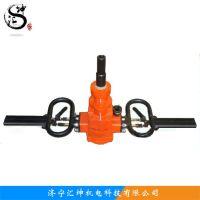 汇坤现货 ZQSJ-140/4.1架柱支撑气动手持式钻机 省时省力