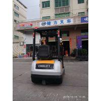 深圳厂家直销储力CPD16三支点电动叉车
