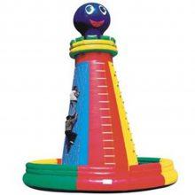 浙江温州儿童健康成长的安全游乐设备-心悦户外大型充气攀岩好处