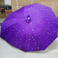 成人电动车遮阳 伞   折叠伞加大支架