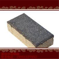 水泥透水砖可加工定制量大定制人行道铺设透水砖