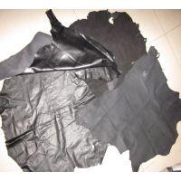 真皮手套和真皮革面料接枝触屏功能加工