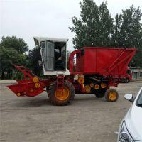 民耀玉米秸秆青贮打捆机 多功能青储机 自卸式小麦秸秆回收机价格