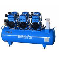空气压缩机飓霸空压机小型无油静音气泵高压家用喷漆木工厂家直销