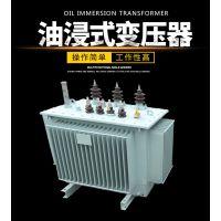 S11-M-100KVA三相10KV油浸式电力变压器250/315/400/500/630/800