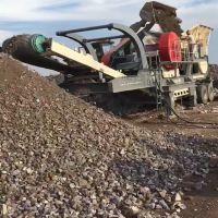 环保新型矿石碎石机 拆迁建筑石料粉碎机 碎石机厂家