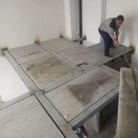 北京亿实筑业钢骨架轻型板厂家定制生产水泥承重楼板 装配式厂房复式楼隔层钢结构专用