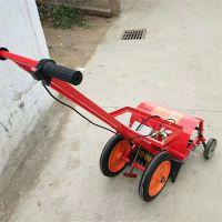 电动除草机带松土机 自制电动除草机小型电动除草机