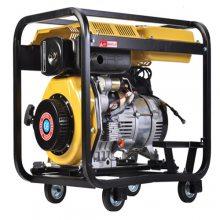 小型伊藤动力3kw厂房应急用柴油发电机
