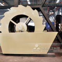 供应 黎明洗砂机 洗石机 铁矿石洗选设备日产量 处理量大