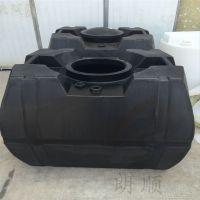 滚塑定制工程塑料配件农机油箱 2.5升加厚滚塑油箱