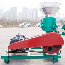 做小尾寒羊用的饲料造粒机 润丰 产量500斤家庭用小型颗粒机