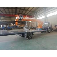 各种小型自制吊 拖拉机起重机 楼板吊车 厂家特惠