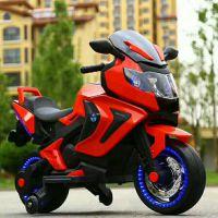 儿童电动车摩托车三轮车电动童车小孩电瓶车玩具儿童电动摩托车
