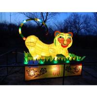 十二生肖花灯现货中秋节花灯生产厂家大型节日灯会彩灯设计制作