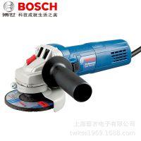 正品博世BOSCH 电动角磨机GWS750-100/GWS750-125 抛光机电磨机