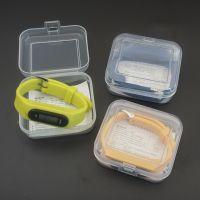 计步器PP包装盒 透明塑胶盒 包装盒塑胶盒PP盒计步器包定制LOGO