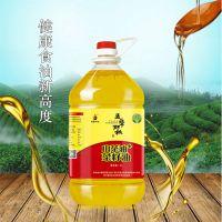 五季双秋养生油 5L 山茶菜籽食用油全家人的选择