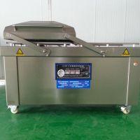诸城神州定制DZ-500/2S不锈钢真空包装机 双室食品真空包装 全自动大米封口机