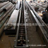不锈钢刮板输送机MC链式埋刮板输送机 铸石衬板刮板输送机 拉链机