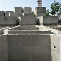 菏泽水泥化粪池多少钱一立方 钢筋混凝土化粪池生产厂家