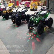 陕西神木县户外广场四轮沙滩车,心悦新款儿童游乐电瓶车厂家