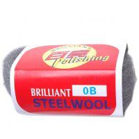 批发百亮钢丝棉 大理石抛光钢丝棉 球状5个每包0B钢丝棉垫