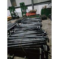 Q235 M27地脚螺丝 工程底座建筑专用地脚螺栓加工各种规格预埋件