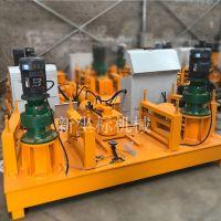 振鹏拱架弯弧设备坚固耐用自动成型300型数控冷弯机