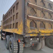 本人有一台拉煤红岩前四后八,08年,轮胎7成新,7.6米大箱,皮重17吨