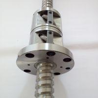 滚珠丝螺杆加工定做tbi 双螺母旋转式 研磨C3级 丝杠精度修复维修4010