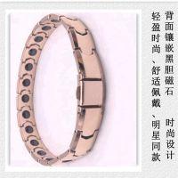 东莞鸿图厂家供应钨钢男款手链