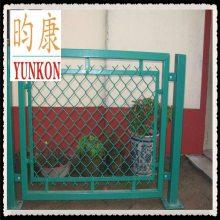 学校体育篮球场围网/专业生产足球场勾花网/绿色护栏网昀康丝网厂