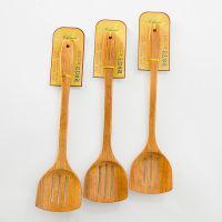 厂家直销韩国长柄木质铲子厨房炒菜木铲烹饪锅铲厨具批发地摊货源