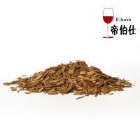 进口橡木片 葡萄酒用分中度重度烘烤替橡木桶 增加橡木香气帝伯仕