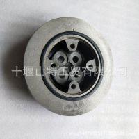 东风汽车客车货车卡车康明斯柴油发动机配件6CT曲扭减震器3925569