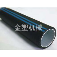 新型HDPE硅芯管生产线 塑料管材设备 电力通讯管生产设备