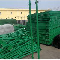 浸塑围栏网现货 河北护栏网厂家 河道防护网
